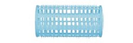 Бигуди пластиковые голубые DEWAL BEAUTY