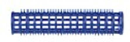 Бигуди пластиковые синие DEWAL BEAUTY