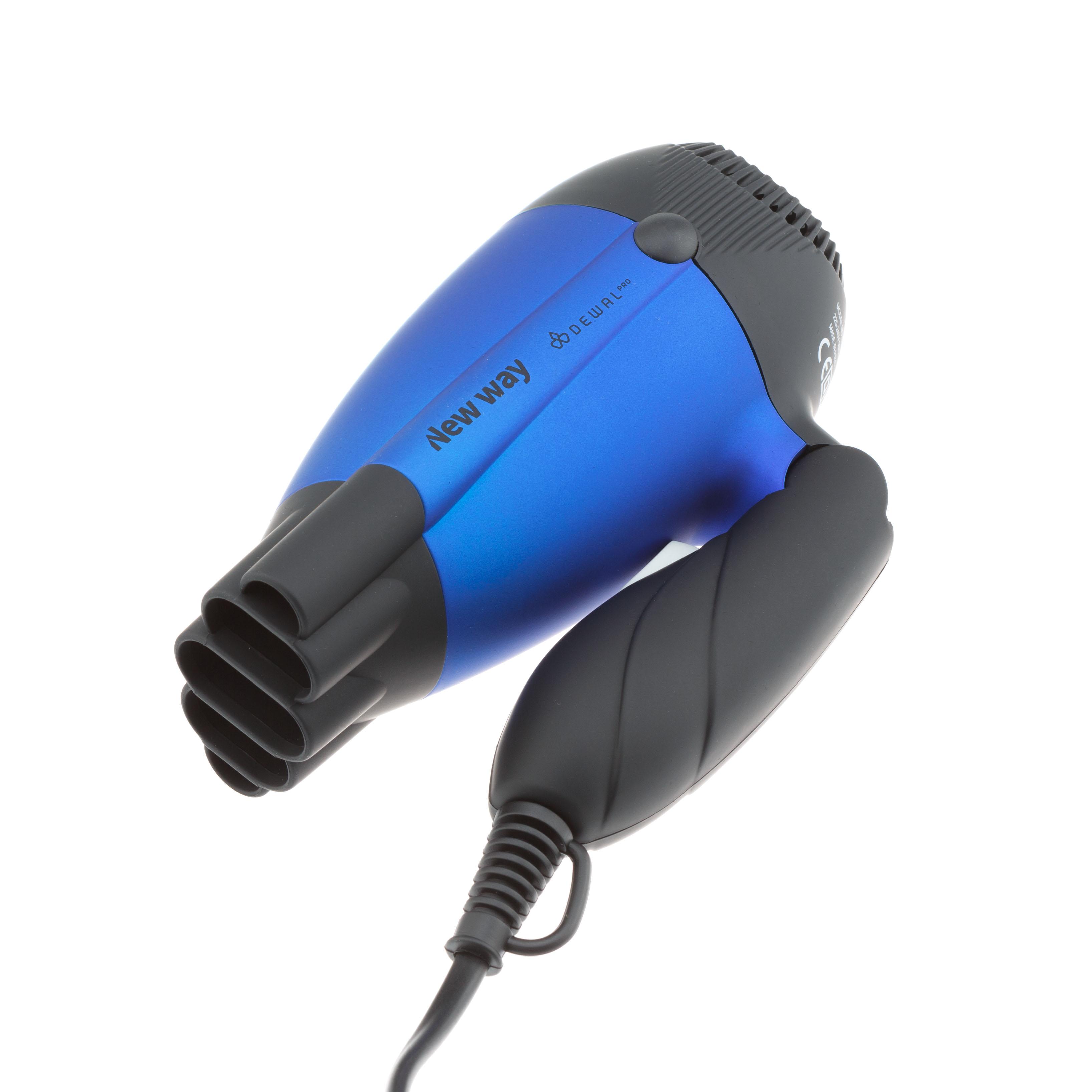 Купить Фен New Way DEWAL, 03-5512 Blue, Синий