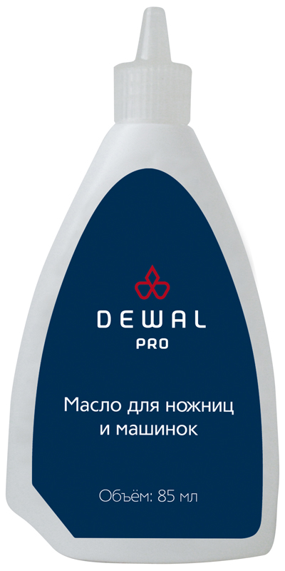 Купить Масло для ножниц и машинок DEWAL, 03-85, Прозрачный