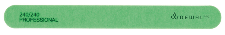 Купить Пилка для ногтей NEON 240/240 DEWAL, 9101801