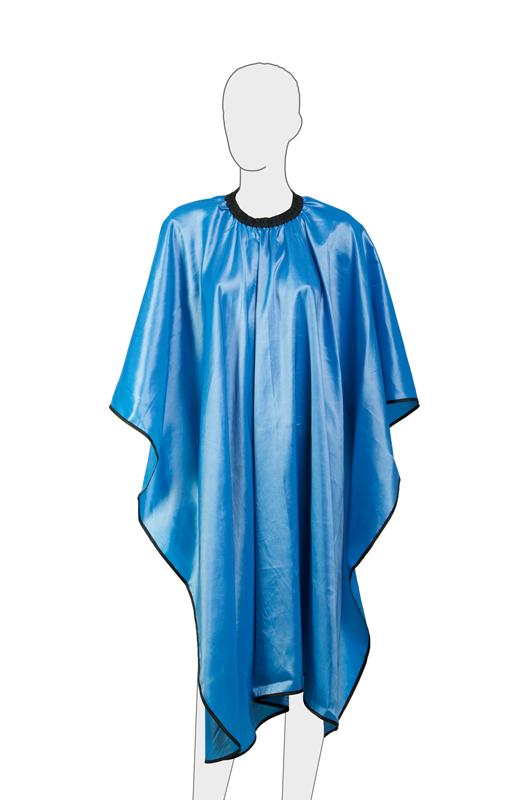 Купить Пеньюар для стрижки Глянец DEWAL, AA04Light Blue, Голубой