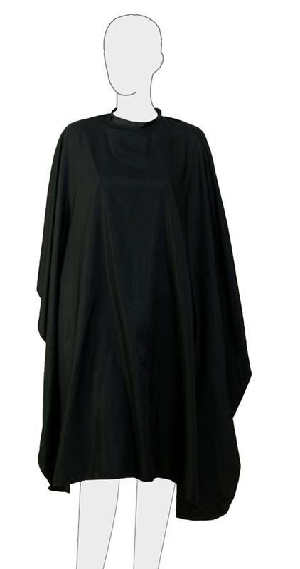 Купить Пеньюар для стрижки Классика DEWAL, AA22Black, Черный