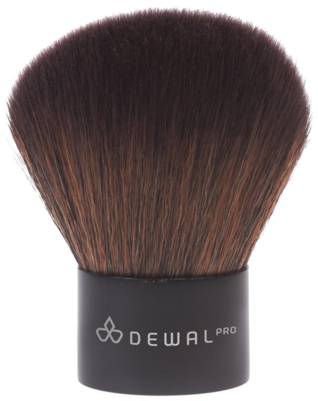 Купить Мини-кисть Кабуки для пудры DEWAL, BR-515, Черный