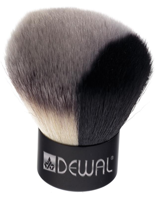 Купить Кисть Кабуки для пудры скошенная DEWAL, BR-528