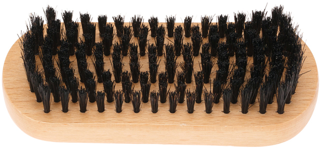 Купить Щетка для укладки бороды BARBER STYLE DEWAL, CO-29, Германия, Коричневый