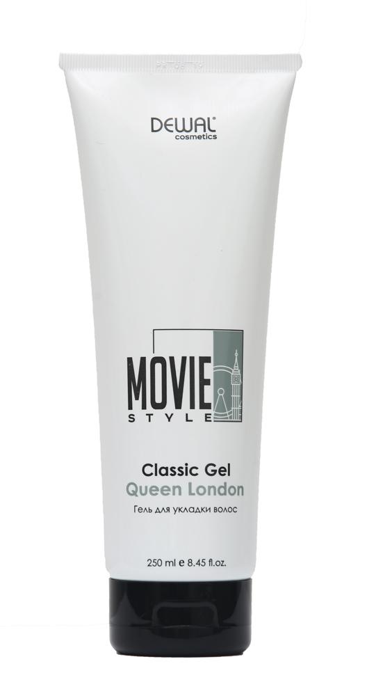 Купить Гель для укладки волос Movie Style Classic Gel Queen London DEWAL Cosmetics, DC50001, Германия