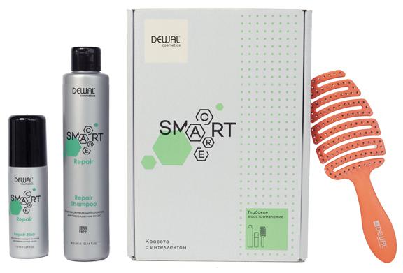 Купить Набор для поврежденных волос SMART CARE Repair DEWAL Cosmetics, DCR003