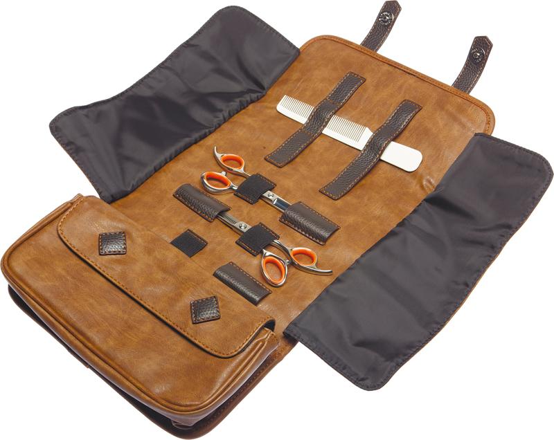 Купить Чехол для парикмахерских инструментов DEWAL, GS-1710, Коричневый
