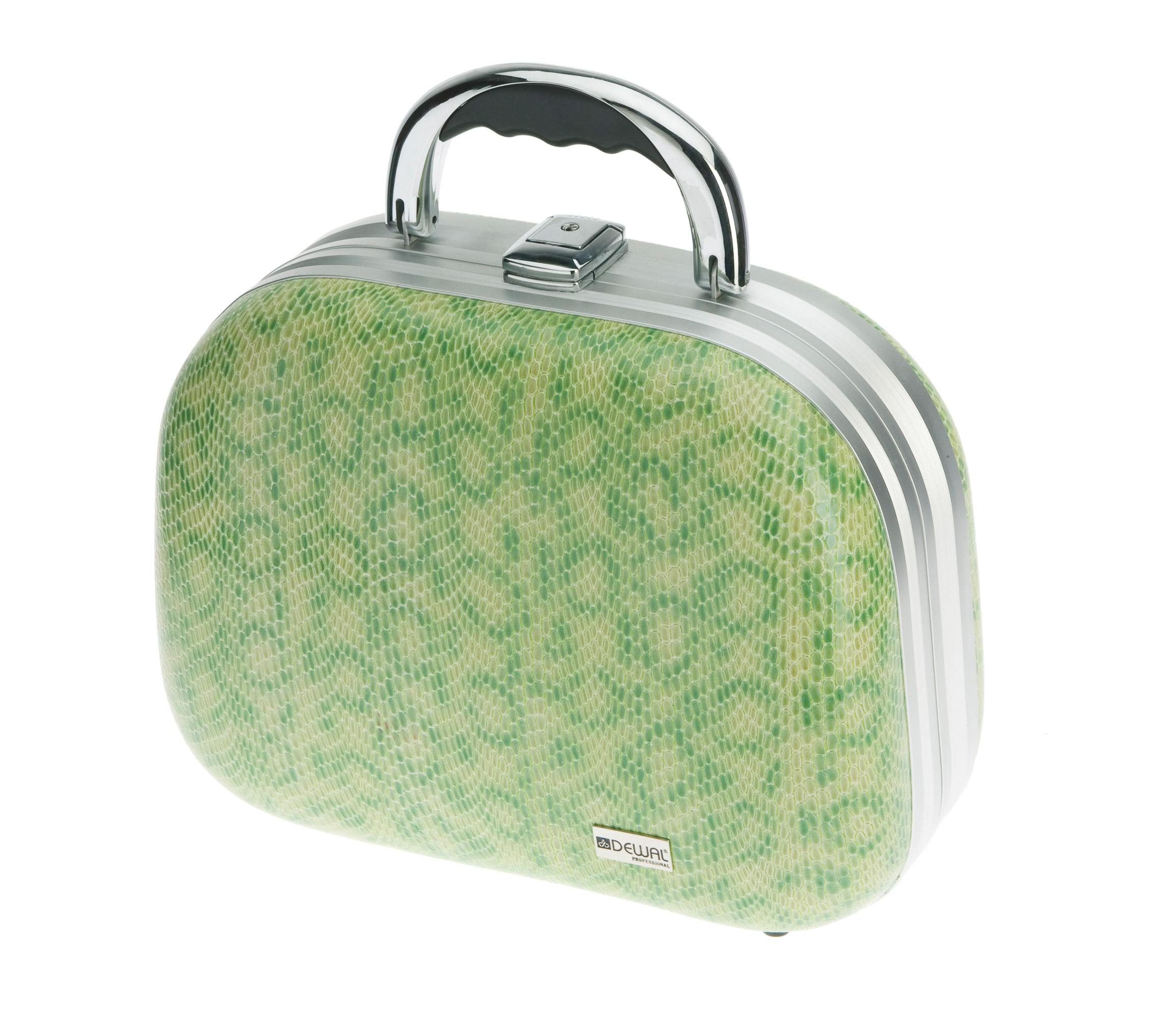 Купить Чемодан для парикмахерских инструментов DEWAL, HP814B*, Зеленый