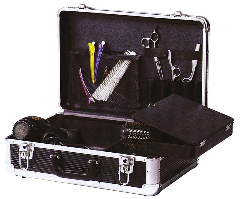 Купить Чемодан для парикмахерских инструментов DEWAL, HV011A, Черный