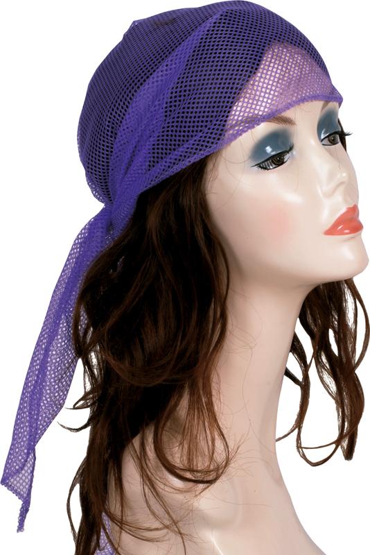 Купить Сеточка для волос DEWAL, MI-8171L, Фиолетовый