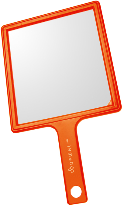 Зеркало заднего вида оранжевое DEWAL