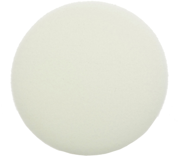 Купить Губка макияжная круглая для пудры DEWAL, N18, Белый