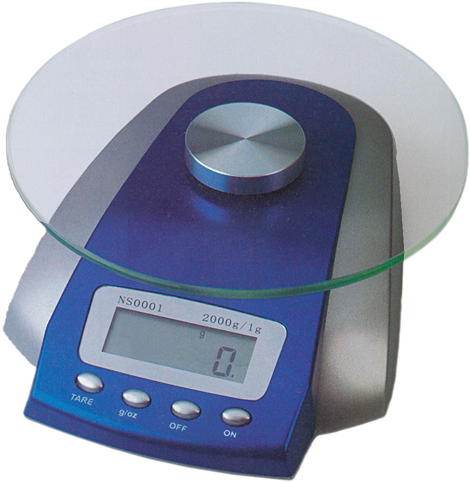 Купить Весы для краски синие DEWAL, NS00013, Синий