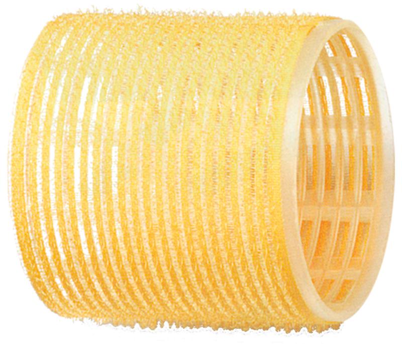 Купить Бигуди-липучки DEWAL, R-VTR17, Желтый