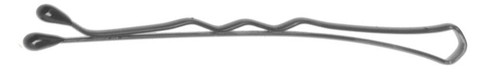 Купить Невидимки волна DEWAL, SLN50V-4/200, Серебристый