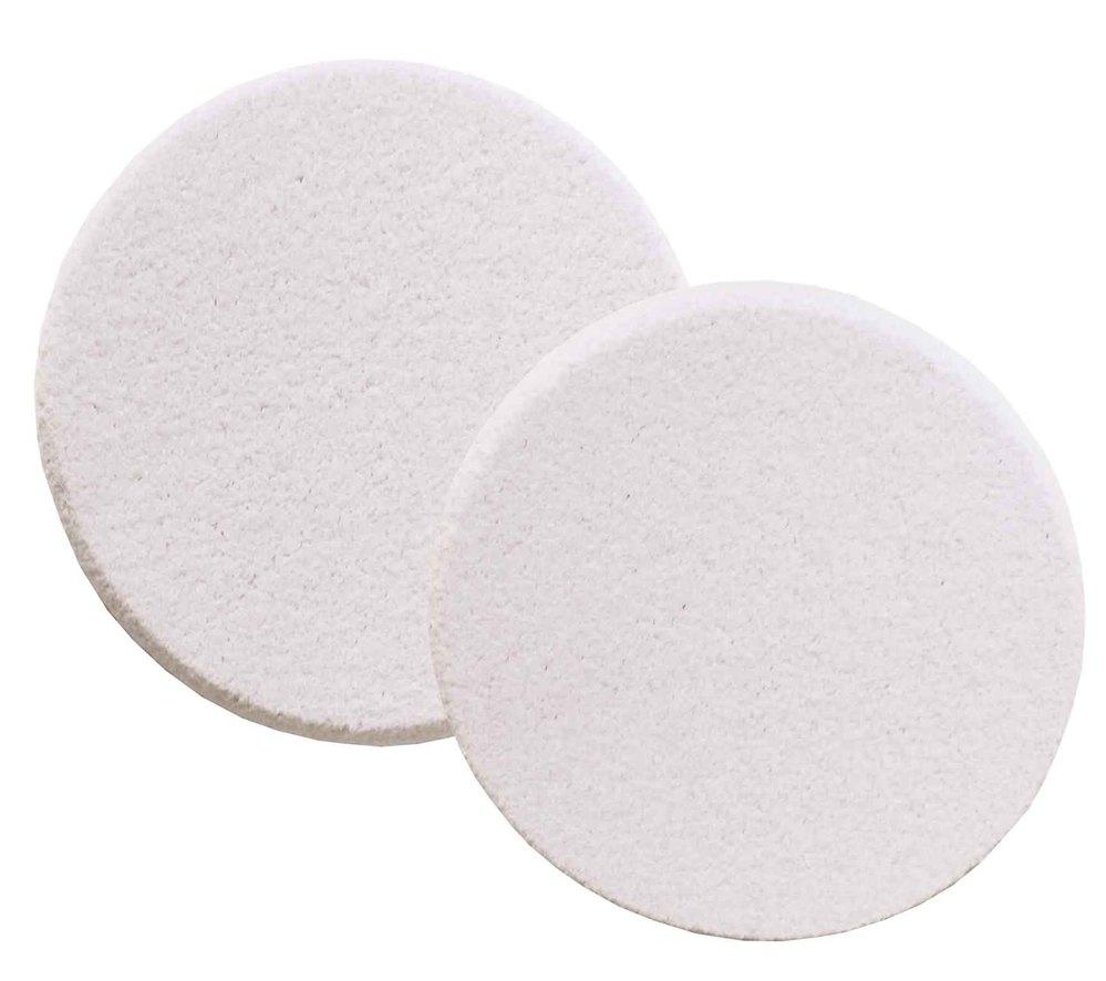 Купить Губка для нанесения макияжа круглая DEWAL BEAUTY, SP-11, Белый