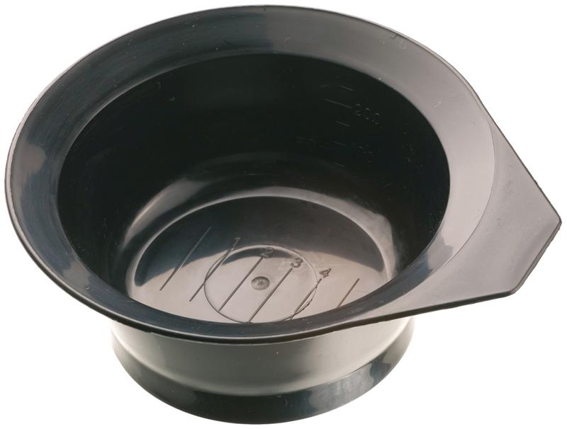 Купить Чаша для окрашивания с ручкой DEWAL, T-1201Ч, Черный