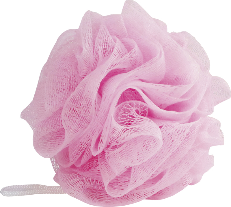 Мочалка для тела DEWAL BEAUTY, BCS-50P, Розовый  - Купить