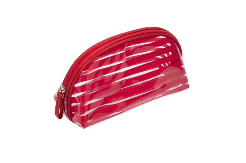 Купить Косметичка Пляжный фрукт DEWAL BEAUTY, BG-12, Красный