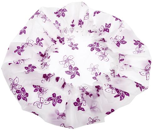 Купить Шапочка для душа без кружева DEWAL BEAUTY, DBH2, Фиолетовый