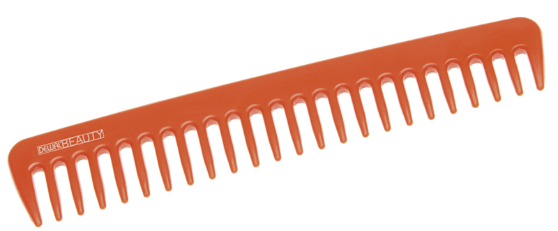 Купить Гребень оранжевый DEWAL BEAUTY, DBO6021, Оранжевый