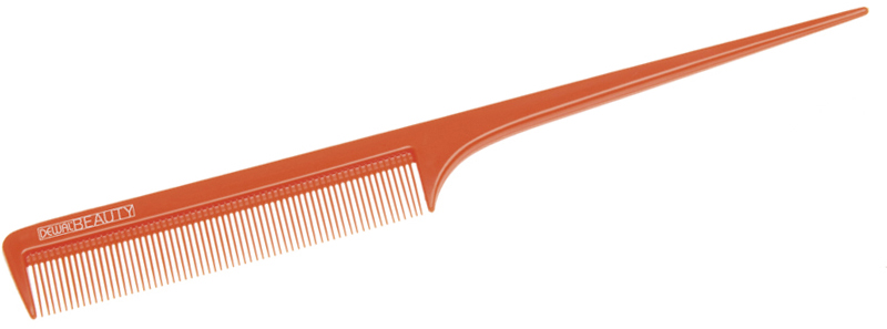 Купить Расческа рабочая DEWAL BEAUTY, DBO6104, Оранжевый