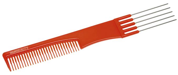Купить Расческа для начеса DEWAL BEAUTY, DBO6506, Оранжевый