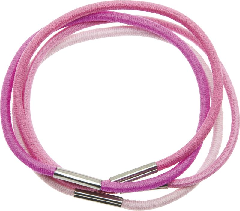 Купить Резинки для волос радуга красная DEWAL BEAUTY, DBR5, Разноцветный