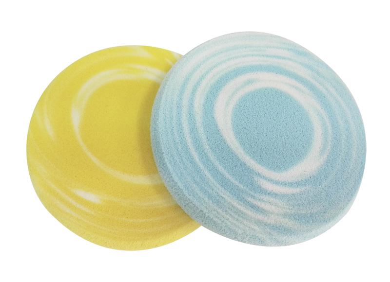 Купить Губка для нанесения макияжа круглая DEWAL BEAUTY, HM-558Y, Разноцветный