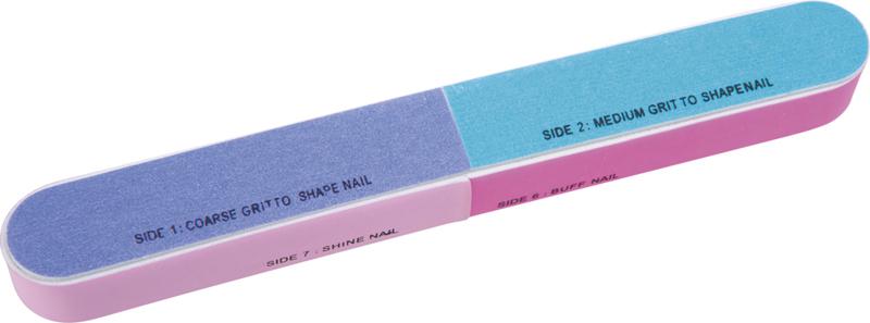 Купить Брусок полировочный 7 в 1 DEWAL BEAUTY, PL-01, Разноцветный