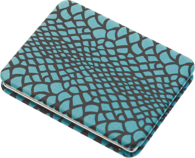 Купить Зеркало серия Дикая природа карманное прямоугольное DEWAL BEAUTY, PMP-5573C, Разноцветный