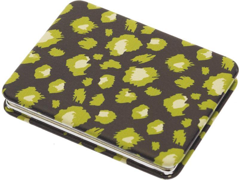Купить Зеркало серия Дикая природа карманное прямоугольное DEWAL BEAUTY, PMP-5573D, Разноцветный