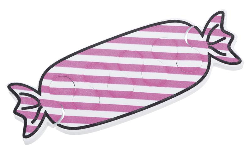Купить Разделители для пальцев 1 пара DEWAL BEAUTY, TS-38P, Розовый