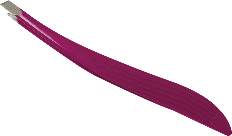 Купить Пинцет косметический DEWAL BEAUTY, TW-50X, Розовый