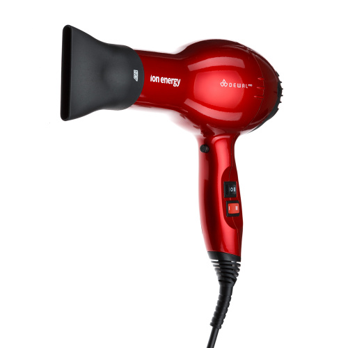 Фен 2000 Вт ION Energy DEWAL 03-8800 Red
