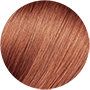 Light beige copper blonde