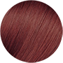 Light intense red brunette