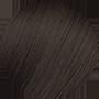 Intense light brunette