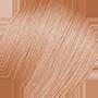 Extra light beige copper blonde