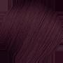 Light intense  violet brunette